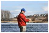 March 5, 2008 --- Bow River, Alberta