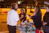 JOHN PARRA'S FOUNDATION AND NLM GIVE HOT CHOCOLATE AND HOTDOGS TO THE HOMELESS!! on 01-13-10
