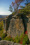 Indian Fort mountain near Berea, KY / Pinnacle