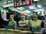 AUGH! scary Thai Mannequins