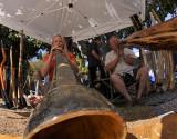 Didgeridoo in the Park