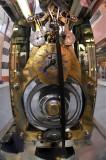 Mechanism of Jessop's Clock