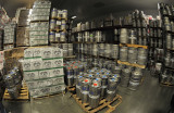 Mountains of Kegs and Bottles