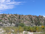 Rocky Hill near Catavina