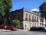 Mexico City Colonia San Miguel Chapultepec