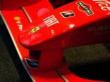 Räikkönen Ferrari F1 Car