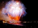 Fireworks at Blanes (Costa Brava)