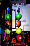 M & M store