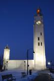 Horloge du vieux port