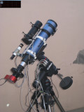 Primer equipo para astrofotografía