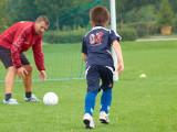 2010-08-16 Football training