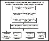Boney Chart