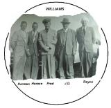 Williams Brothers - Sons Of Dave & Effie