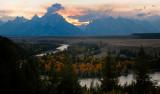 Snake River Sunset 3