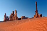 Sunrise Totem Dunes 3