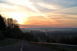 Dawn over Gondorf, Germany
