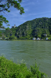 Rhine and Castle