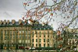 January in Paris