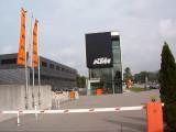 KTM Motorcycle Factory