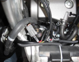 Tuner Connections Between Stock Harness and Throttle Body