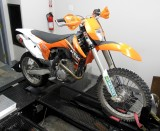 KTM 250 XCFW/SXF with JDJetting EFI Tuner
