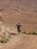 Moab White Rim Trail- Larry