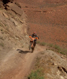 Moab White Rim Trail- James