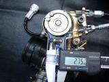 Setting Pump Timing screw