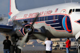 2010 - Historical Flight Foundation's restored Eastern Air Lines DC-7B N836D aviation airline stock photo #5712