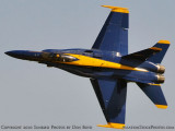The Blue Angels at Wings Over Homestead practice air show at Homestead Air Reserve Base aviation stock photo #6240