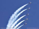 The Blue Angels at Wings Over Homestead practice air show at Homestead Air Reserve Base aviation stock photo #6284