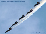The Blue Angels at Wings Over Homestead practice air show at Homestead Air Reserve Base aviation stock photo #6288