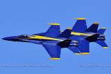 The Blue Angels at Wings Over Homestead practice air show at Homestead Air Reserve Base aviation stock photo #6304