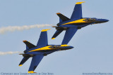 The Blue Angels at Wings Over Homestead practice air show at Homestead Air Reserve Base aviation stock photo #6316
