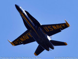 The Blue Angels at Wings Over Homestead practice air show at Homestead Air Reserve Base aviation stock photo #6327