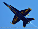 The Blue Angels at Wings Over Homestead practice air show at Homestead Air Reserve Base aviation stock photo #6328