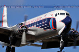 2011 - Historical Flight Foundation's restored Eastern Air Lines DC-7B N836D airliner aviation stock #6762
