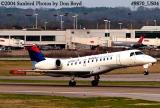 Delta Connection (Chautauqua Airlines) EMB-135LR N834RP aviation airline stock photo #9870