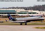 United Express (Mesa Airlines) CL-600-2C10 N515MJ aviation airline stock photo #9877