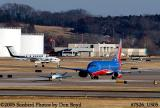 Multiple aircraft at Nashville International Airport aviation airline stock photo #7526