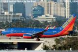 Southwest Airlines B737-7H4 N210WN aviation airline stock photo #7939