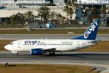 Canjet B737-522 C-FCGF aviation airline stock photo #7941