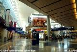 Terminal D at Dallas Ft. Worth International Airport stock photo #8816