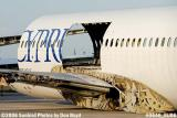 Cyprus A320-231 5B-DAT - 1st non-crash A320 to be scrapped - aviation stock photo #0646