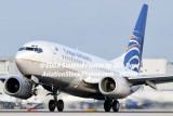 2008 - Copa Airlines B737-7V3 HP-1524CMP airline aviation stockhoto #0700