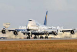 2008 - Lufthansa B747-430 D-ABVR airline aviation stock photo #0742