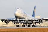 2008 - Lufthansa B747-430 D-ABVR airline aviation stock photo #0743