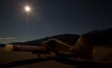 Airplane By Moonlight:  Valemount, British Columbia  (VmtNight_092612_69-1.jpg)