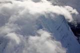 Robson, Upper N Face & Wind-Driven Cloud  (Robson051508-_714.jpg)