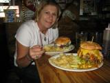 Some big Thurman burgers !!
